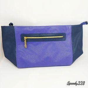 Estee Lauder Navy Blue/Purple makeup cosmetic purs